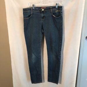 South Pole girls size 161/2 straight leg jeans